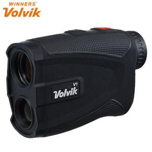 ボルビック Volvik Range Finder V1 (レンジ ファインダー V1) レーザー距離測定機 ケース付き jypers
