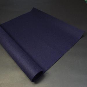 新素材 半切用下敷 紺色サイズ 450×1500mm 厚さ2.0ミリ フェルト|jyukodo
