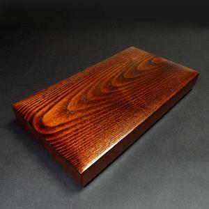 硯箱 中 書道具収納 木製硯箱 jyukodo