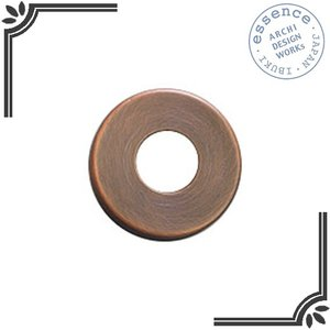 ESSENCE EP17192 クラシック水栓専用座金 ブロンズ|jyusetsu-hanbai
