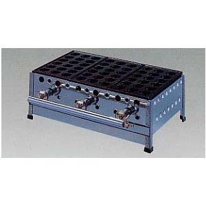 ■メーカー名:正英[SHOEI] ■品番(品名):UTJ-518 業務用たこ焼き器 18穴ジャンボ ...