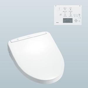 【TCF4733AM】TOTO ウォシュレット アプリコット アプリコットF3A (オート便器洗浄タイプ) 便器洗浄ユニット付 TCA321 【TOTO】|jyusetsu-komatsuya