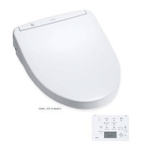 【TCF4713AM】TOTO ウォシュレット アプリコット アプリコットF1A (オート便器洗浄タイプ) 便器洗浄ユニット付 TCA321 【TOTO】|jyusetsu-komatsuya