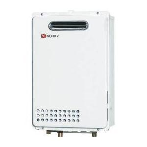 ノーリツ 24号 ガス給湯器 給湯専用 屋外壁掛形(PS標準設置形) オートストップ GQ-2437WS jyusetsu-komatsuya