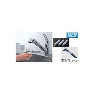 タカラスタンダード 取換用カートリッジ(3個入り)※高塩素除去タイプ【浄水器内蔵ハンドシャワー水栓用】 SF-T21 【品番:40446251】◯|jyusetsupro