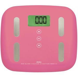 ●誰がのっているか自動判別する体組成計 ●乗った人を判別するユーザー自動判別機能 ●体重・体脂肪率・...