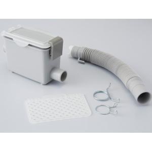 ●大容量タイプ ●排水のお手入れがしにくい場合に洗濯乾燥機の排水ホースにとりつけて、洗濯・乾燥中の糸...