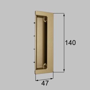 ●ネジは現在ご使用のものをお使いください。 ●色: サテンゴールド ●内容物: 本体×1 ●材質: ...