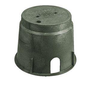 カクダイ 電磁弁ボックス[丸型] 504-011|jyusetu