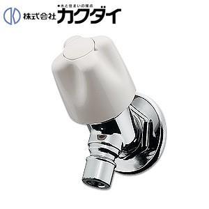 カクダイ 洗濯機用蛇口 [壁][単水栓][洗濯機用水栓(送り座付)][一般地] 721-516-13|jyusetu
