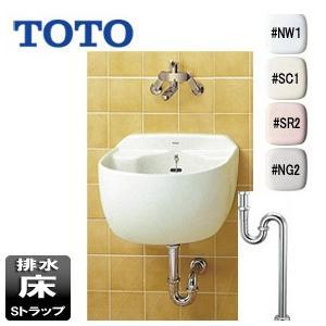TOTO 洗濯流し SK507-Sset [大形][床排水][TKGG30E]|jyusetu