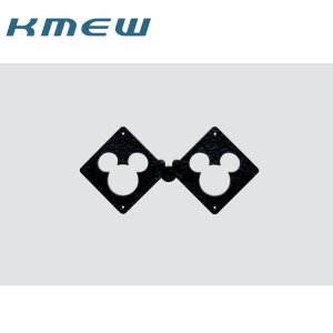 KMEW 壁飾り ディズニーシリーズ シルエット・ダブルタイプ B521F1|jyuukenhonpo