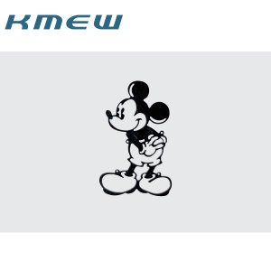 KMEW 壁飾り ディズニーシリーズ ミッキーマウスシングルタイプ(A)  B523F1|jyuukenhonpo