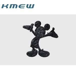 KMEW 壁飾り ディズニーシリーズ ミッキーマウスシングルタイプ(B)  B525F1|jyuukenhonpo