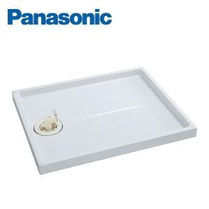パナソニック 洗濯機用防水フロアー 800タイプ 標準サイズ クールホワイト 本体のみ 洗濯パン GB73 Panasonic|jyuukenhonpo