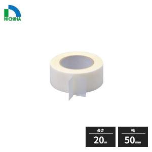 ニチハ 両面防水テープ 幅50mm 長さ20m 10巻入 JF1511|jyuukenhonpo