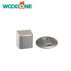 ウッドワン ドアストッパー マグネットタイプ 仮ストップなし 本体側 床側 セット ZHDS16T ZHDS15Y WOODONE|jyuukenhonpo