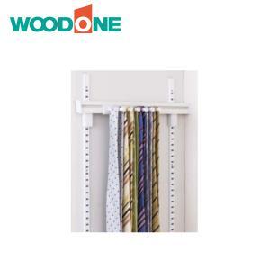 ウッドワン 棚受けレール用 ネクタイハンガー ZYC005-7 WOODONE 受注生産品