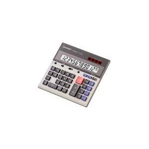 発売月:2002年8月 12桁セミデスクタイプ、加算機方式、累計計算機能搭載 エコマーク商品 外形寸...