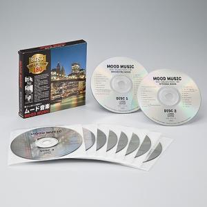 ムード音楽 ベストセレクション CD10枚組 - 映像と音の友社|k-1ba
