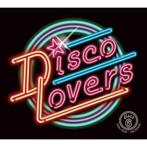 ディスコ・ラヴァーズ CD 5枚 DVD1枚 - 映像と音の友社 k-1ba