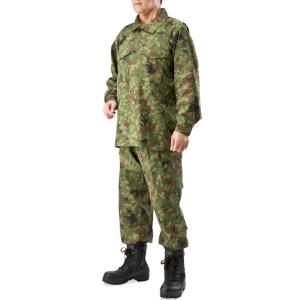 陸上自衛隊迷彩服 上下セット - イーグルクラブ k-1ba