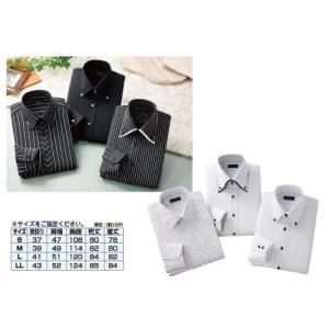 ドレスシャツ 3枚組(白/黒) k-1ba