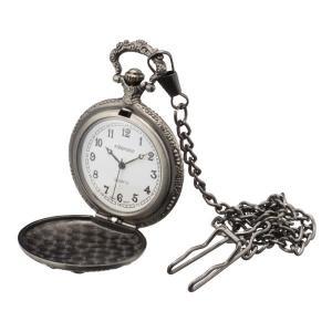 真鍮製懐中時計|k-1ba