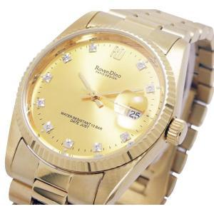 フランスブランド 天然ダイヤモンド時計 ゴールド|k-1ba