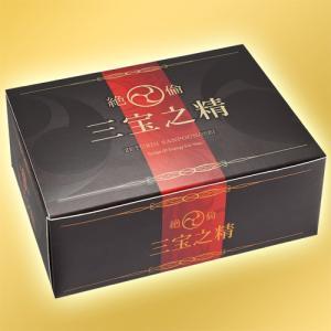絶倫 三宝之精 1箱 約1ヶ月分 伝承と最新素材31種配合 - 宝力本舗 k-1ba