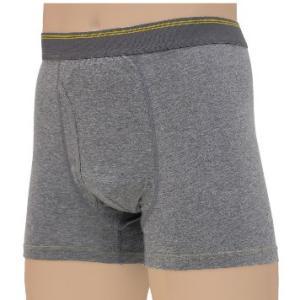 失禁パンツ 吸水パッド パンツ 吸水 尿漏れ 尿モレ 尿もれ パンツ 男性 用 テイジン スマート ボクサーパンツ 3色組 - サンライズクラブ|k-1ba