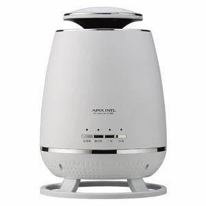 セラミックヒーター アピックス APH360WH 電気セラミックファンヒーター 白 ホワイト - 熟年時代社 ペガサス ショップ|k-1ba