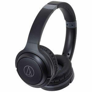 オーディオテクニカ ATH-S200BT-BK Bluetooth対応ヘッドセット ブラック - 熟年時代社 ペガサス ショップ|k-1ba