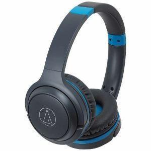 オーディオテクニカ ATH-S200BT-GBL Bluetooth対応ヘッドセット グレーブルー - 熟年時代社 ペガサス ショップ|k-1ba