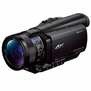 型番: FDR-AX100 色/種別: B JAN: 4905524962611   ビデオカメラ ...