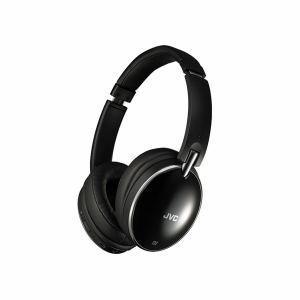 JVC (ビクター) HA-S88BN Bluetoothワイヤレスステレオヘッドホン ブラック - 熟年時代社 ペガサス ショップ|k-1ba