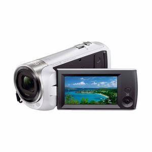型番: HDR-CX470 色/種別: W JAN: 4548736060432   ビデオカメラ ...