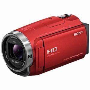 型番: HDR-CX680 色/種別: R JAN: 4548736055599   ビデオカメラ ...