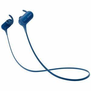 ソニー イヤホン カナル型 MDR-XB50BSLZ Bluetooth搭載 ダイナミック 密閉型 カナルイヤホン (ブルー) - 熟年時代社 ペガサス ショップ|k-1ba