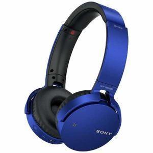 ソニー MDRXB650BTLZ Bluetooth対応ワイヤレスステレオヘッドセット(ブルー) - 熟年時代社 ペガサス ショップ|k-1ba