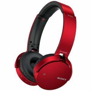 ソニー MDRXB650BTRZ Bluetooth対応ワイヤレスステレオヘッドセット(レッド) - 熟年時代社 ペガサス ショップ|k-1ba