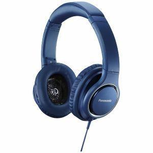 パナソニック ハイレゾ音源対応 ヘッドホン(ブルー) RP-HD5-A - 熟年時代社 ペガサス ショップ|k-1ba