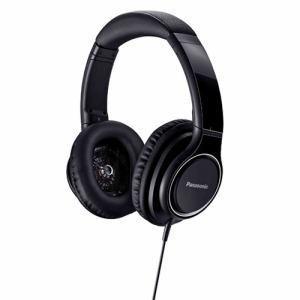 パナソニック ハイレゾ音源対応 ヘッドホン(ブラック) RP-HD5-K - 熟年時代社 ペガサス ショップ|k-1ba