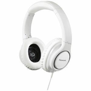 パナソニック ハイレゾ音源対応 ヘッドホン(ホワイト) RP-HD5-W - 熟年時代社 ペガサス ショップ|k-1ba