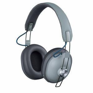 パナソニック ワイヤレスステレオヘッドホン RP-HTX80B-H クールグレー - 熟年時代社 ペガサス ショップ|k-1ba