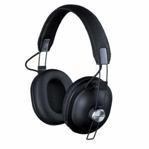パナソニック ワイヤレスステレオヘッドホン RP-HTX80B-K マットブラック - 熟年時代社 ペガサス ショップ|k-1ba