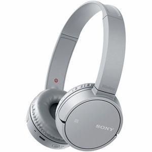 ソニー WH-CH500-H ワイヤレスステレオヘッドセット グレー - 熟年時代社 ペガサス ショップ|k-1ba