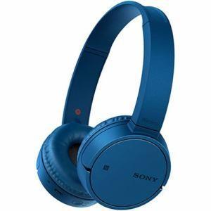 ソニー WH-CH500-L ワイヤレスステレオヘッドセット ブルー - 熟年時代社 ペガサス ショップ|k-1ba
