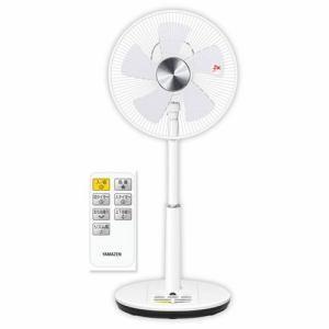 扇風機ヤマゼン 扇風機 ヤマゼン YLRX-BK304-W リビング扇風機 - 熟年時代社 ペガサス ショップ|k-1ba