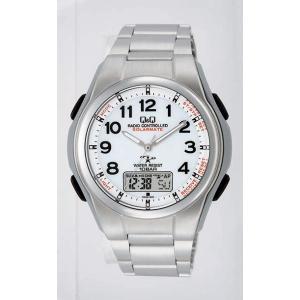 ソーラー電波時計(文字盤:白) - 熟年時代社 ペガサス ショップ k-1ba